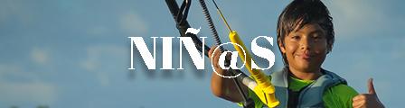 curso niños kitesurf cadiz