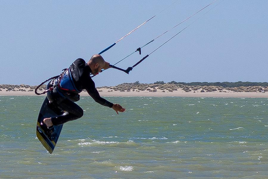 curso kitesurf cadiz sanlucar