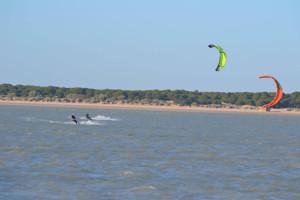 curso kitesurf sevilla