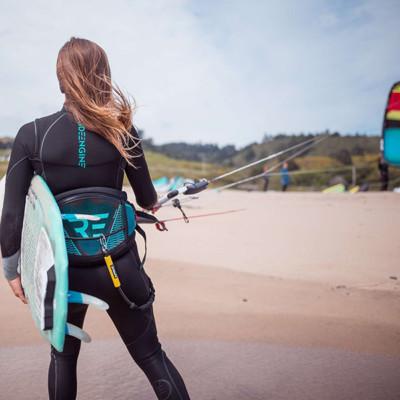 arnes kitesurf mujer