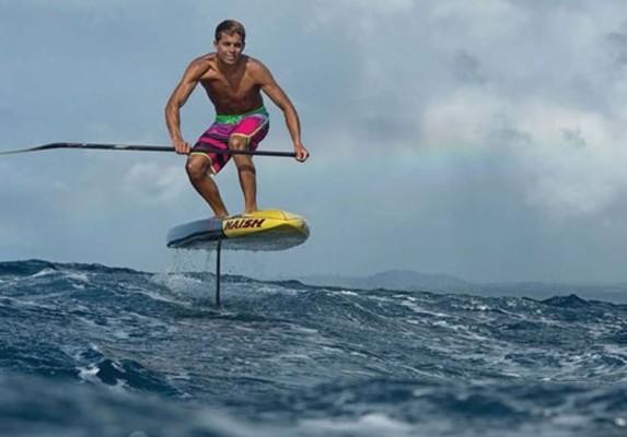 paddle surf foil cadiz