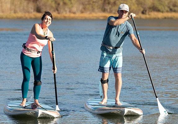 paddle surf travesia cadiz