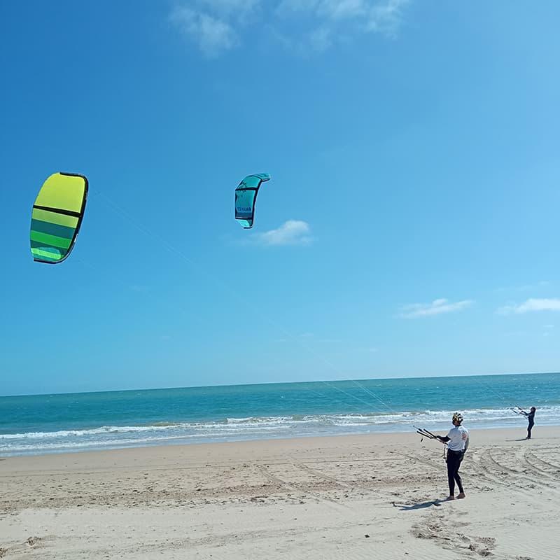 Curso kitesurf Rota