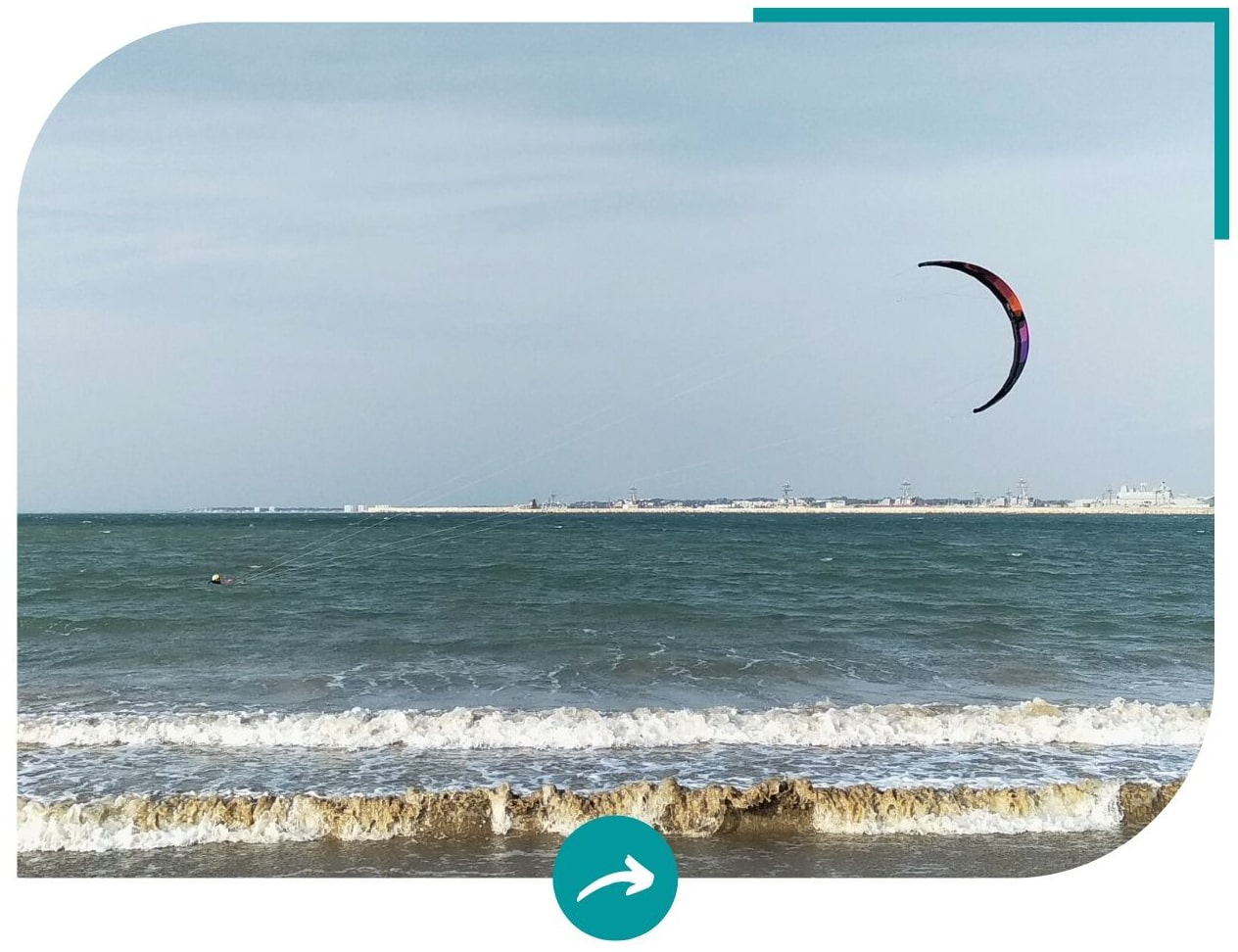 cursos kitesurf rota